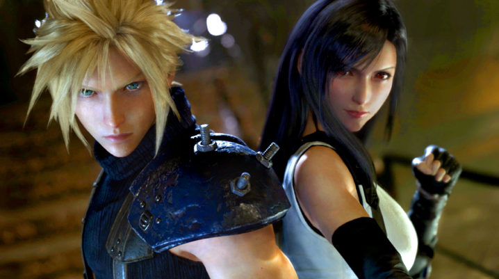 Final Fantasy 7 Remake - Tifa's Smaller Breasts Explained By