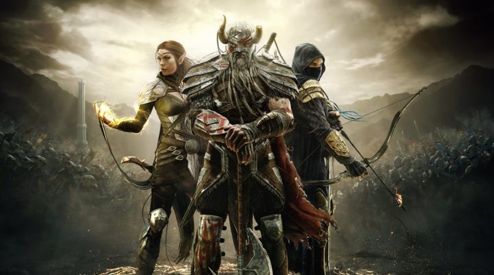 install elder scrolls online on pc