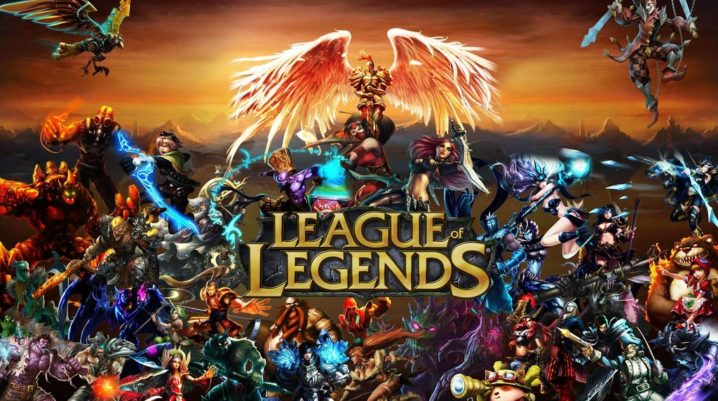 league of legends black screen