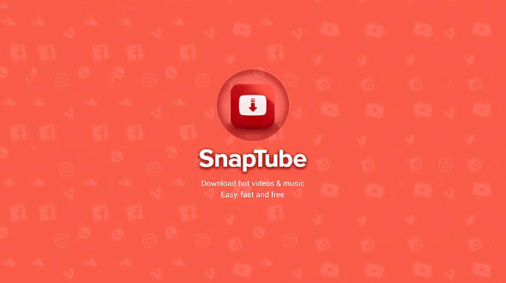 unfortunately snaptube has stopped