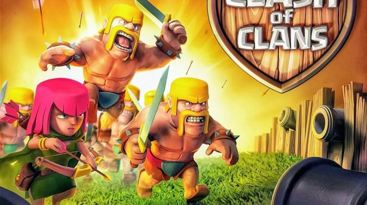 clash of clans crash